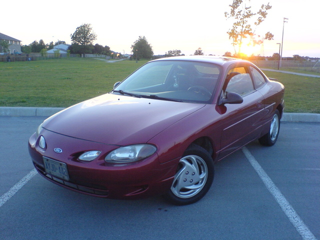 Picture of 2000 Ford Escort ZX2