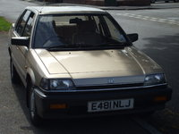 1987 Honda Ballade Overview