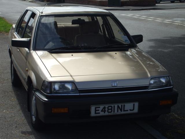Picture of 1987 Honda Ballade