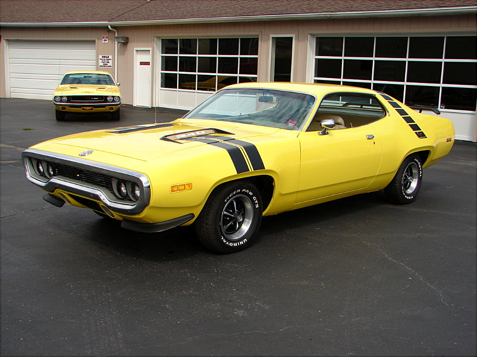 1971 Plymouth Road Runner Exterior Pictures Cargurus