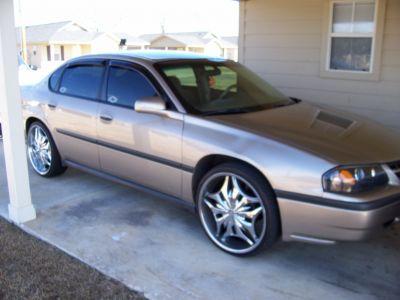2003 Chevrolet Celta. 2003 Chevrolet Impala LS