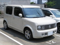 2008 Nissan Cube Overview