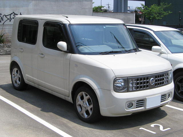 Picture of 2008 Nissan Cube