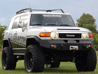 Picture of 2009 Toyota FJ Cruiser 4WD, exterior, gallery_worthy