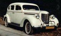 1938 Chrysler Royal Overview