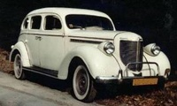 1938 Chrysler Royal Overview