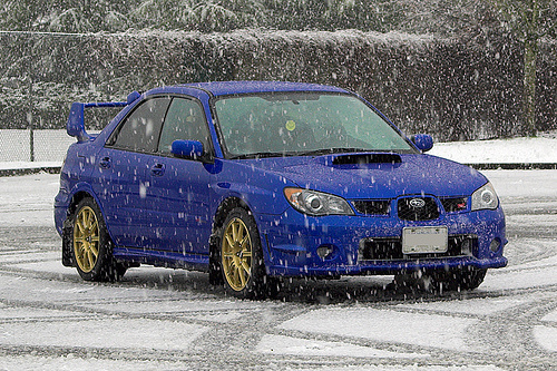 how to know a winter tire