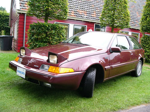 Picture of 1991 Volvo 480, exterior