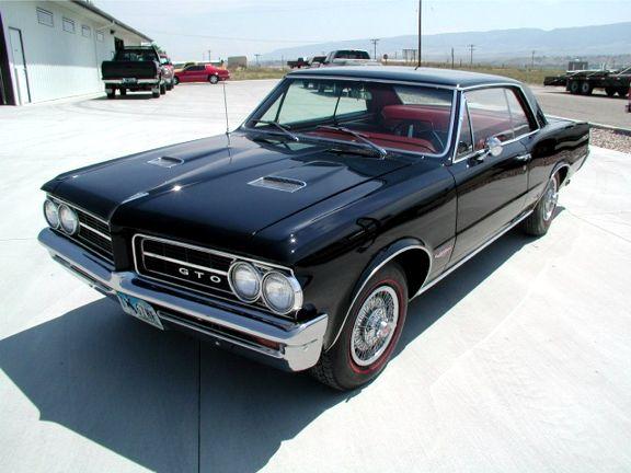 1964 Pontiac Gto Pic 28077