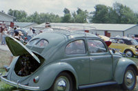 1946 Volkswagen Beetle Overview