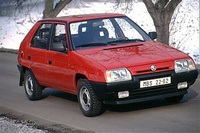 1993 Skoda Favorit Overview