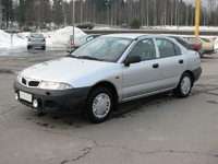 1996 Mitsubishi Carisma Overview