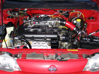 Picture of 1998 Nissan 200SX SE-R Coupe, engine