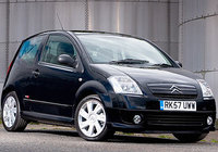 2007 Citroen C2 Overview