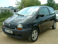 1997 Renault Twingo Overview