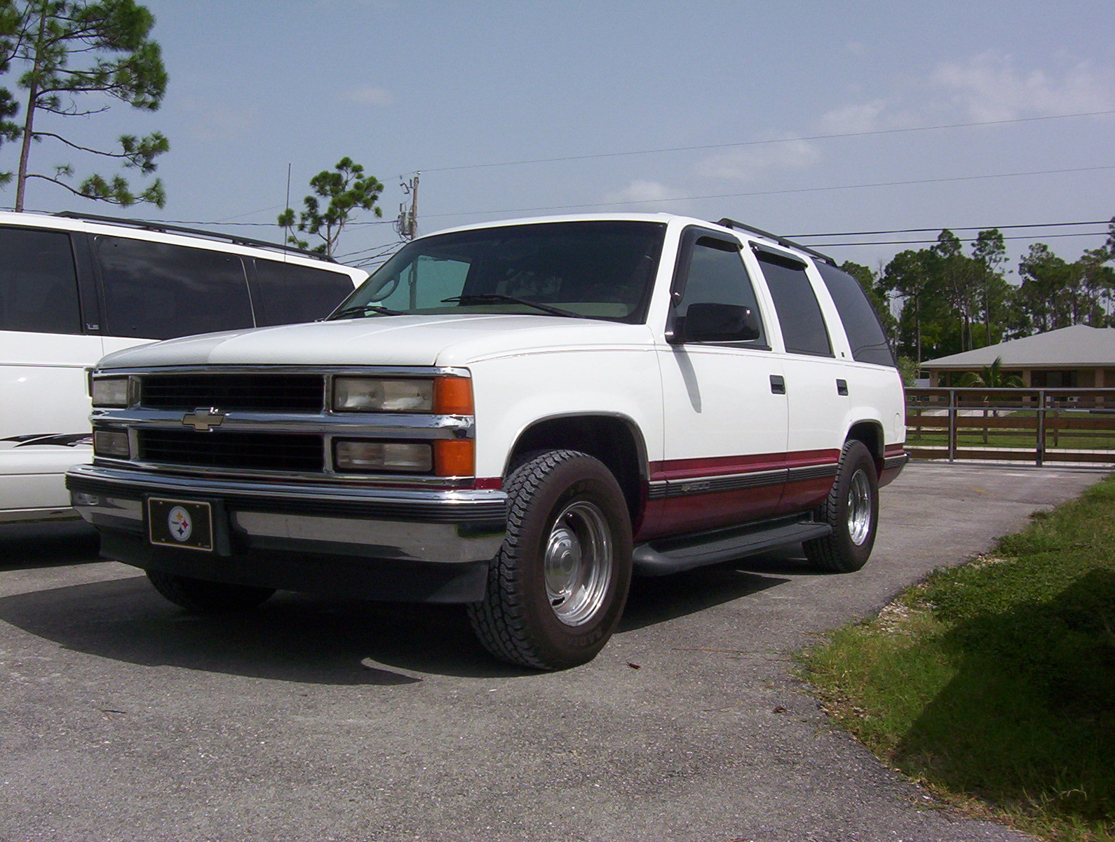 Picture of 1997 Chevrolet Tahoe 4 Dr LT SUV
