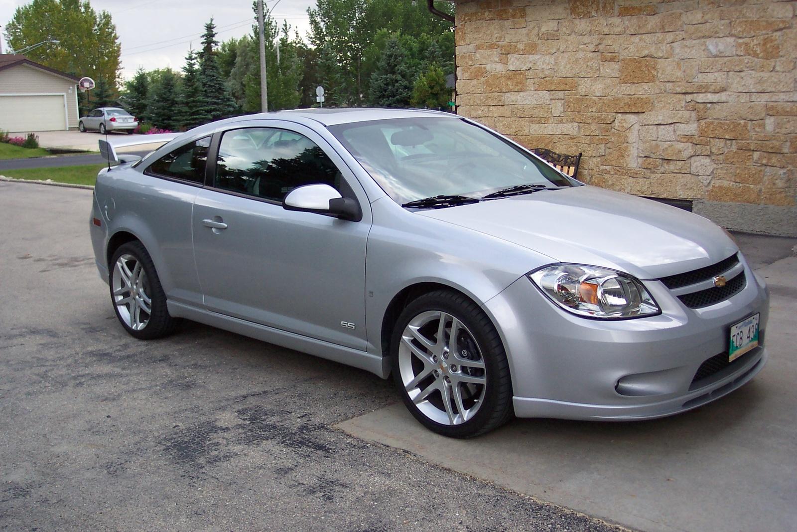 2008 Chevrolet Cobalt Sport Coupe - Pictures - 2008 Chevrolet Cobalt ...