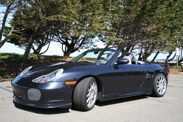 Picture of 2004 Porsche Boxster S Special Edition, exterior, gallery_worthy