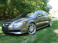 2006 Acura TL 6-Spd MT w/Navigation picture, exterior
