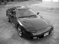 1993 Dodge Stealth 2 Dr R/T Turbo AWD Hatchback picture, exterior