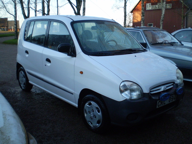Picture of 1999 Hyundai Atos