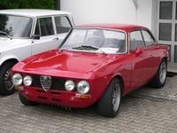 1975 Alfa Romeo GTV Overview