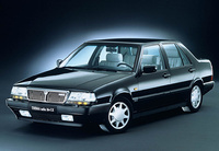 1993 Lancia Thema Overview