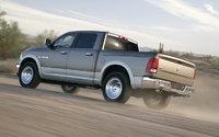 Picture of 2009 Dodge Ram 1500 Laramie Quad Cab 4WD, exterior, gallery_worthy