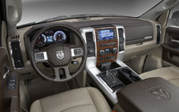 Picture of 2009 Dodge Ram 1500 Laramie Quad Cab 4WD, interior, gallery_worthy