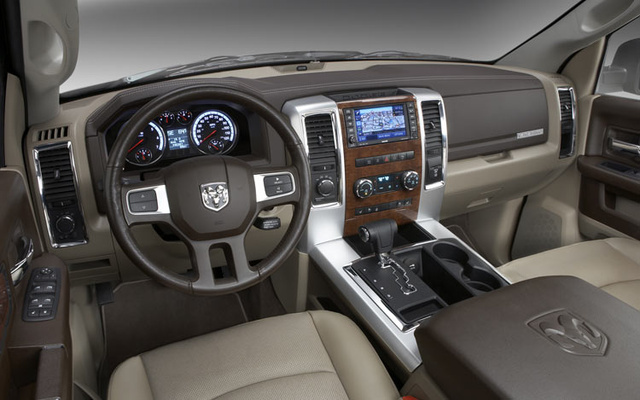 2009 Dodge Ram 1500 - Interior Pictures - CarGurus