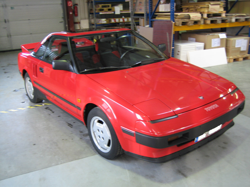 1985 Toyota MR2 picture