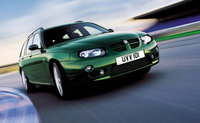 2005 MG ZT Picture Gallery