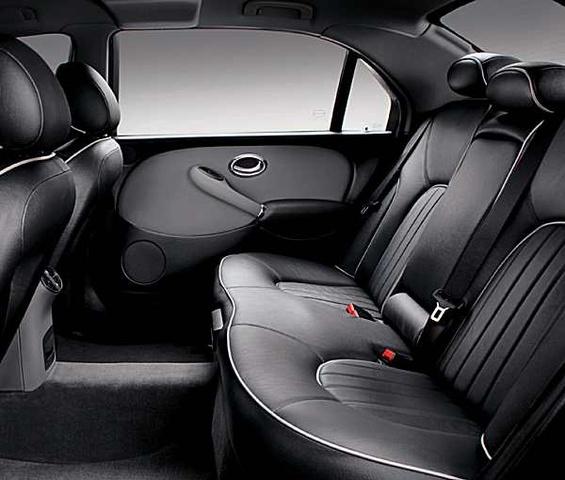 2004 Rover 75 - Interior Pictures - CarGurus