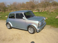 1964 Austin Mini Overview