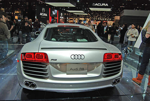 Picture of 1988 Audi V8, exterior, gallery_worthy