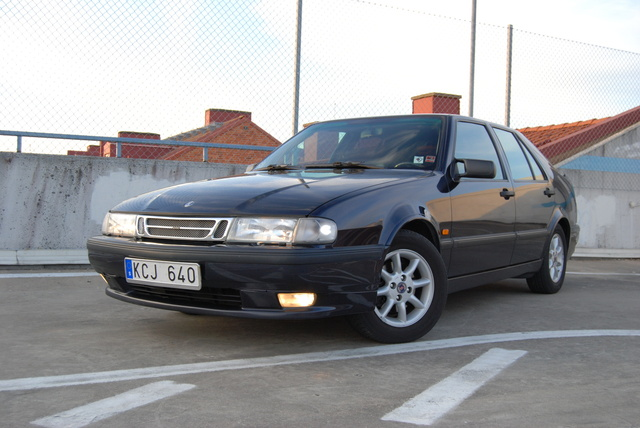 Picture of 1997 Saab 9000 4 Dr CSE Anniversary Turbo Hatchback, exterior, gallery_worthy