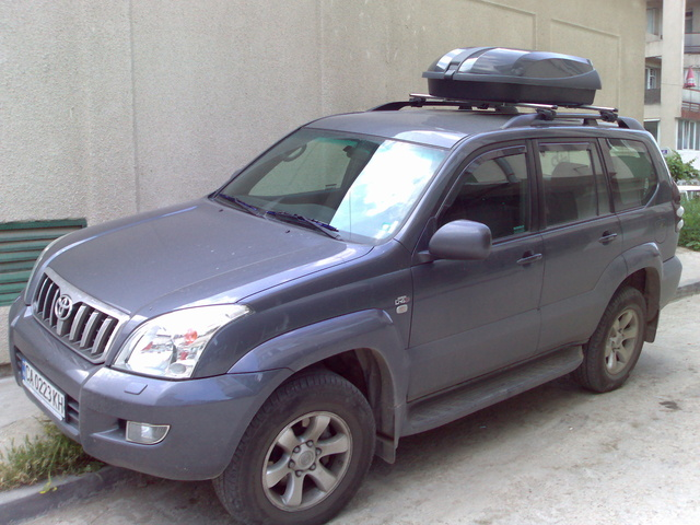Picture of 2007 Toyota Land Cruiser, exterior
