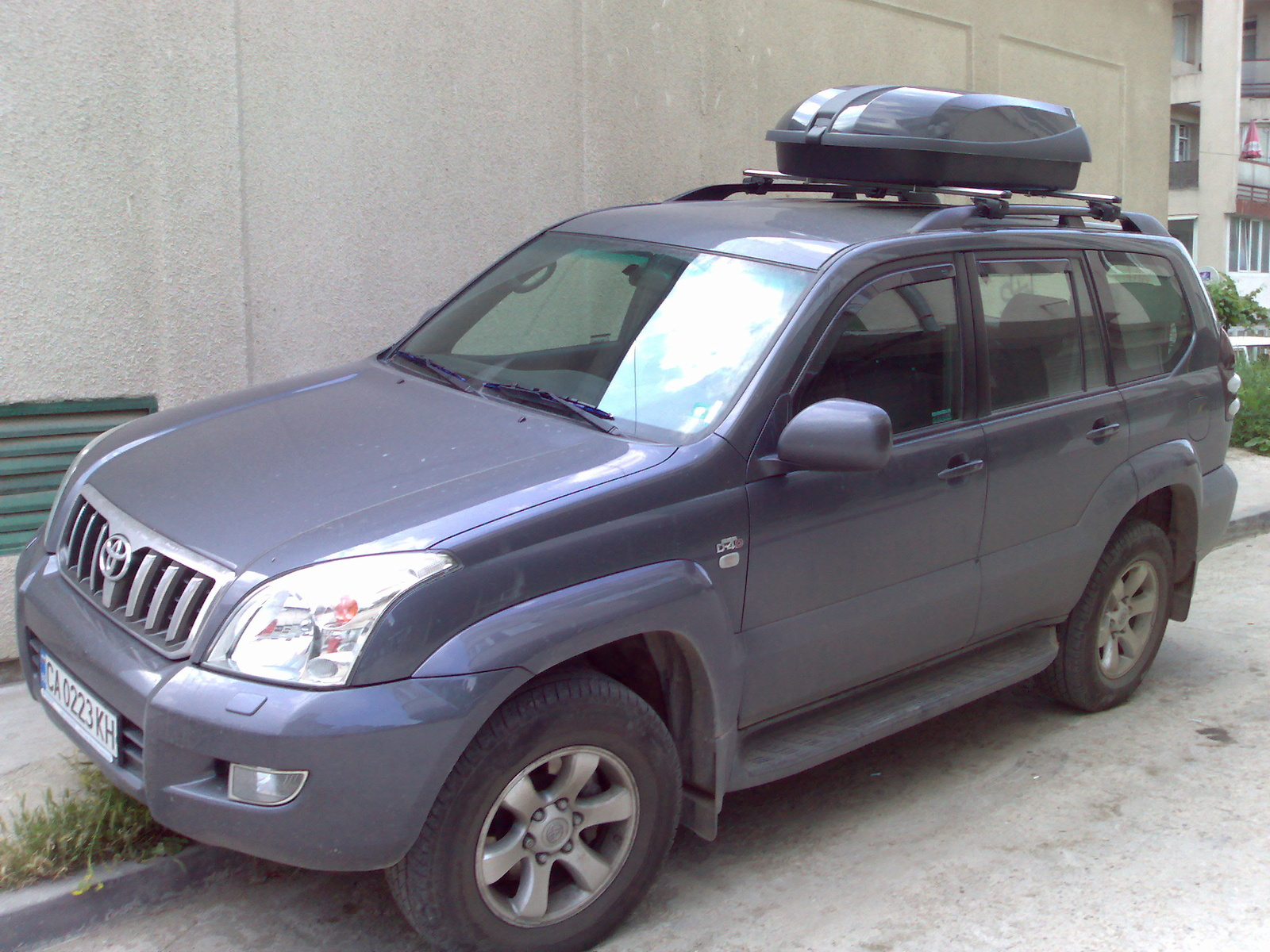 2007 Toyota Land Cruiser picture