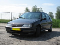1995 Citroen ZX Overview