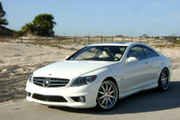 Picture of 2008 Mercedes-Benz CL-Class, exterior, gallery_worthy