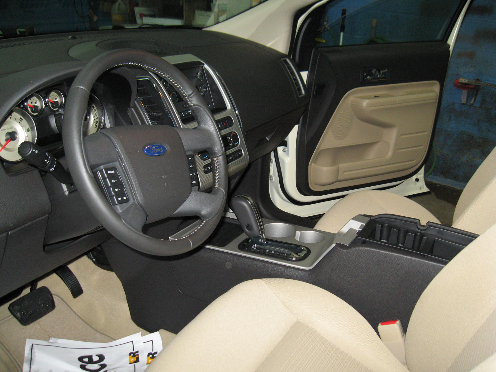 2014 Ford Edge Sel >> 2008 Ford Edge - Pictures - CarGurus