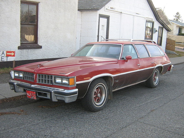 Picture of 1977 Pontiac Parisienne, exterior, gallery_worthy
