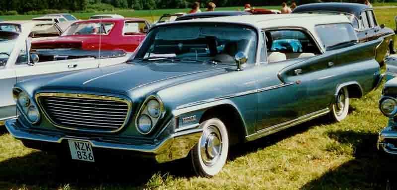 1961 chrysler newport - overview