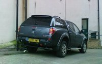 Picture of 2007 Mitsubishi L200, exterior, gallery_worthy