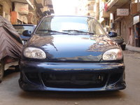 Picture of 2003 Daewoo Lanos, exterior