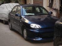 2003 Daewoo Lanos Overview