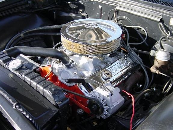 Picture of 1965 Chevrolet Impala, engine, gallery_worthy