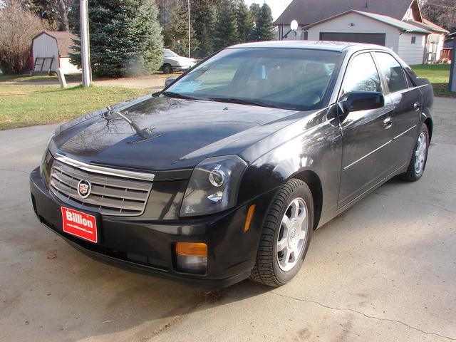 Picture of 2004 Cadillac CTS RWD, exterior, gallery_worthy