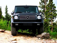Picture of 2003 Mercedes-Benz G-Class G 500, exterior, gallery_worthy