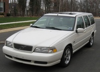 1998 Volvo V70 4 Dr T5 Turbo Wagon picture, exterior